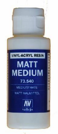 60ml Bottle Matte Medium #VLJ73540