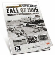 Warpaint Aviation 1: Fall of Iron Light & Medium Bombers of WWII Book #VLJ75016