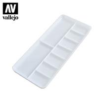 Vallejo - Rectangular Palette #VLJHS121