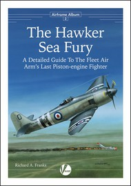 Valiant Wings Publishing  None Airframe Album 2: The Hawker Sea Fury (D)<!-- _Disc_ --> VLWAA2