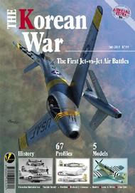 Valiant Wings Publishing   Airframe Extra 2: Korean War - The First Jet-vs-Jet Air Battles VLWAE2