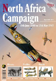 Valiant Wings Publishing   N/A Airframe Extra 9: North Africa Campaign June 10, 1940 to May 13, 1943 VLWAE9