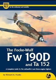 Airframe & Miniature 3: The Focke Wulf Fw.190D & Ta.152 #VLWAM3