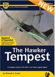 Airframe & Miniature 4: The Hawker Tempest 2nd Ed. #VLWAM4