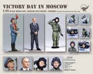 Victory Day in Moscow (4 Figure Set) #VLKVM35001