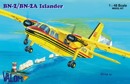 Britten-Norman BN-2A Islander (G-AVCN, G-BCEN) #VAL48008