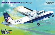 Britten-Norman BN-2A Islander (British Airways G-BLDV) #VAL48010