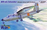 Britten-Norman BN-2A Islander (Belgian Air Component) #VAL48011