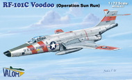 McDonnell RF-101C Voodoo 'Sun Run' #VAL72131