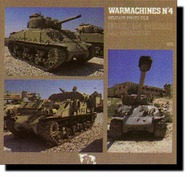Verlinden Productions   N/A War Machines #4 Israeli M4 VPI0555