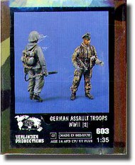 German Assault Troops (2) #VPI0603