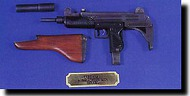 Verlinden Productions  1/4 Uzi Submachine Gun VPI0625