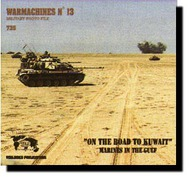 Verlinden Productions   N/A War Machines #13 Marines-Kuwait VPI0735