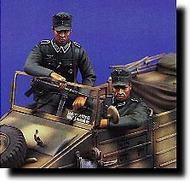 Verlinden Productions  120mm Kubelwagen Crew WW II VPI0772