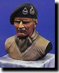 Verlinden Productions  1/4 Field Marshall (Monty) Bust VPI0791