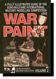 Verlinden Productions   N/A War Paint: Euro Model Contest VPI0800