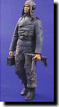Verlinden Productions  120mm German Stug Crewman WW II VPI0914