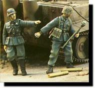 German Wehrmacht Tank Ambush WW II #VPI0918