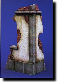 Verlinden Productions  120mm Ruined House Corner VPI0957