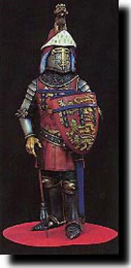Verlinden Productions  120mm English Knight 14th Century VPI1086