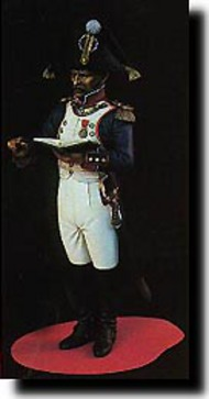 Verlinden Productions  120mm Napoleonic Line Infantry Officer VPI1116