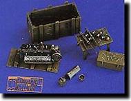Verlinden Productions  1/48 Luftwaffe Maintenance Corner Shop VPI1132