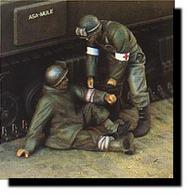 Medic US WW II (2) #VPI1197