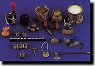 Verlinden Productions  120mm Nap. Field Accessories #1 (Vig. & Dior.) VPI1205