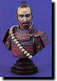 Verlinden Productions  200mm Samurai Bust VPI1285