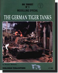 The German Tiger Tanks Modeling Special #VPI1330