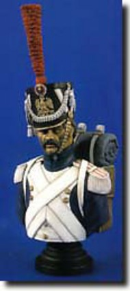 Verlinden Productions  200mm Fusilier Grenadier of the Guard Bust VPI1340