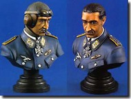 Verlinden Productions  200mm Aces of the Luftwaffe Adolf Galland VPI1341