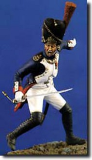 Verlinden Productions  120mm Guard Grenadier Officer, Waterloo VPI1353