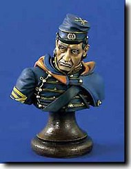Verlinden Productions  200mm 3rd NJ Cavalry Bust VPI1369
