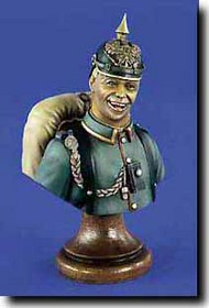 Verlinden Productions  200mm Prussian Infantry 1914 Bust VPI1397