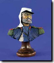 Verlinden Productions  200mm French Foreign Legion 1863 Bust VPI1401
