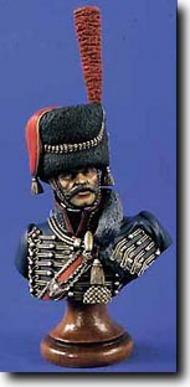 Verlinden Productions  200mm Captain, Guard Artillery Bust VPI1417