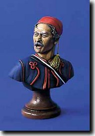 Verlinden Productions  200mm 114th PA Zouave Bust VPI1433