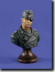 Verlinden Productions  200mm Leibstandarte Panzer Officer Bust VPI1448
