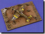 Verlinden Productions  1/72 US Air Force WW II Service Area VPI1466