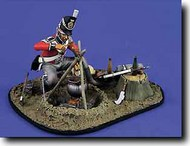 Verlinden Productions  120mm 1st Footguards Waterloo Post Battle Diorama Set VPI1479