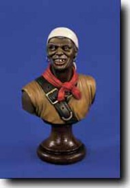 Verlinden Productions  200mm 'Ceasar' The Pirate Bust VPI1480