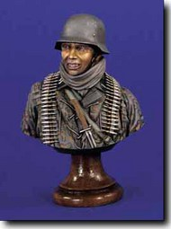 Verlinden Productions  200mm Panzergrenadier 'Battle of the Bulge' Bust VPI1501
