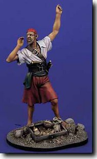 Verlinden Productions  120mm Discovering the Treasure - Pirate VPI1510