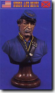Verlinden Productions  200mm US Cavalry Bust VPI1521