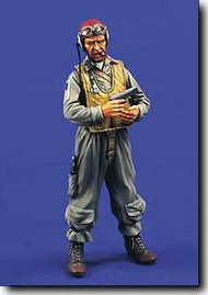 Verlinden Productions  120mm US Navy Pilot (Pacific WW II) VPI1568
