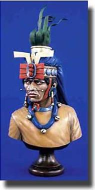 Verlinden Productions  1/5 Zapotec Warrior VPI1581