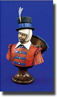 Verlinden Productions  1/6 Croatian Hussard Bust - 16th Century VPI1608