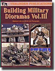 Verlinden Productions   N/A Building Military Dioramas #3 VPI1707