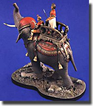 Verlinden Productions  54mm Kmer War Elephant VPI1719